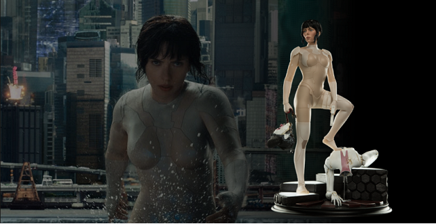 - Ghost in the Shell